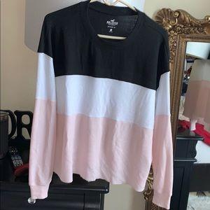 Hollister boyfriend tee shirt